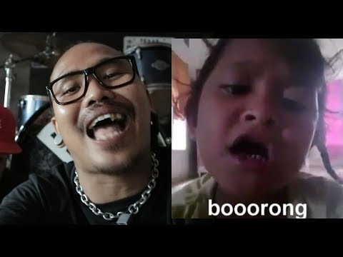 AKHIRNYA Punxgoaran Bertemu dengan anak kecil yang nyanyi SAYUR KOL
