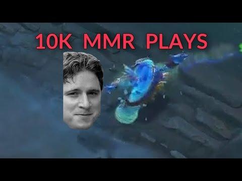 10K MMR Morphling Plays at 2K MMR | Dota 2 Guides | BSJ Coaching Highlight