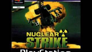 Nuclear Strike Main Menu Music