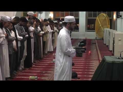 IIUM TARAWIH 26-06-2015 Imam Sheikh Cherif Part 1/2