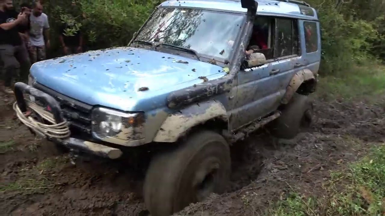 Land Rover Discovery II - Extreme OFF ROAD - TD5 POWER
