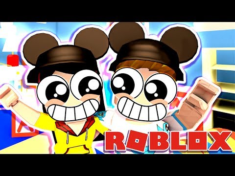 We're Little Dolls In Andy's Room! - Roblox Disney Pixar Obby With Gamer Chad - DOLLASTIC PLAYS!