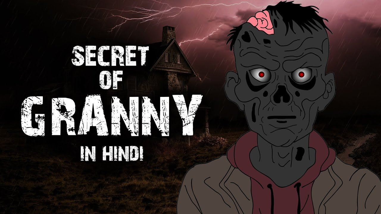 Download SECRET Of GRANNY | Horror Stories in Hindi Animated short film | Eid Special