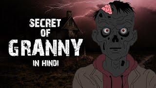 SECRET Of GRANNY | Horror Stories in Hindi Animated short film | Eid Special