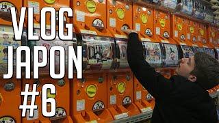 VLOG TOKYO #6 | FLAMBAGE DE BILLETS A AKIHABARA