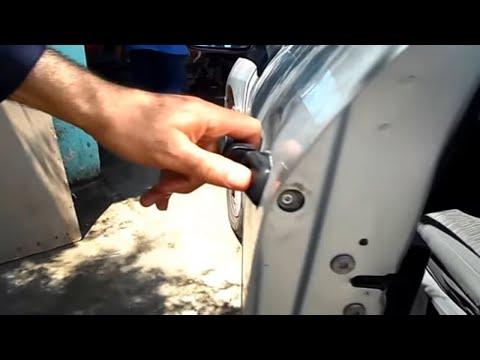 Mecanique MOKTAR- REPARATION POIGNEE DE PORTE 407