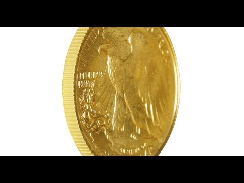 2016 Walking Liberty Gold Coin Images Revealed!