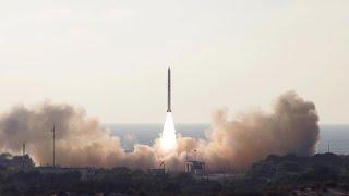 Ofek 11 satellite launched by Shavit-2 rocket (אופק 11)