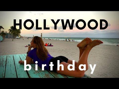 Best Peruvian Restaurant | Hollywood Boardwalk | Celebrating my Birthday in Florida | Miami Ep. 9