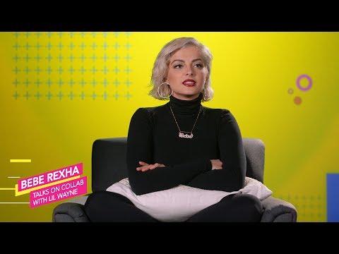 Bebe Rexha Says Lil Wayne Collab Felt Right At Home