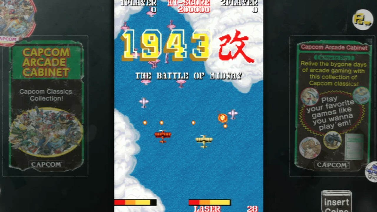 CGR Undertow   1943 KAI (CAPCOM ARCADE CABINET) Review For PlayStation 3    YouTube