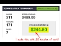 How To Make 300 Dollars Fast | Quick Ways To Make Cash 2017 ✅