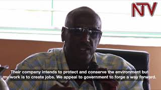 General Salim Saleh speaks out in support of Sand miners