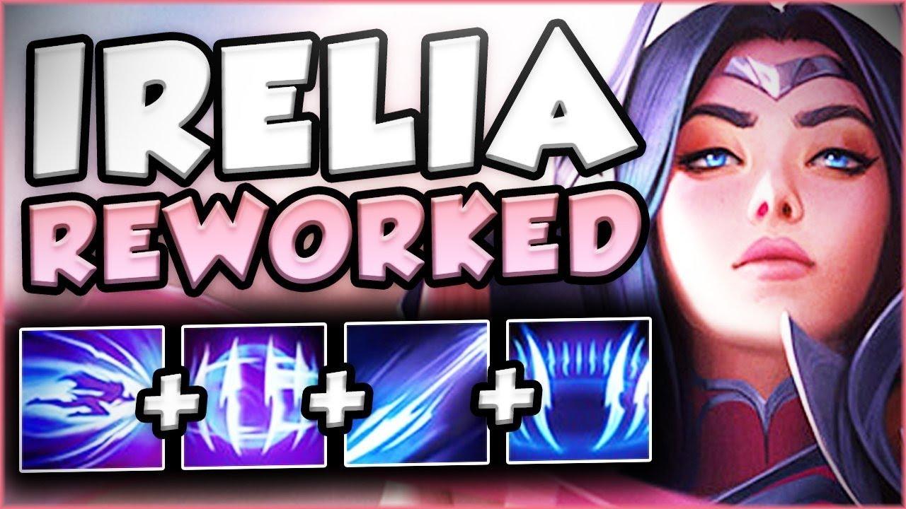 Best Build For Irelia