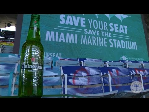 City of Miami - Heineken #SaveYourSeat Campaign
