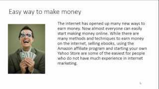 Coffee Shop Millionaire Review - How to Make Money with Amazon and Yahoo