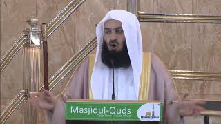 We All Make Mistakes   Mufti Menk 2018