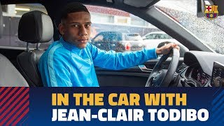 Jean-Clair Todibo's most personal interview