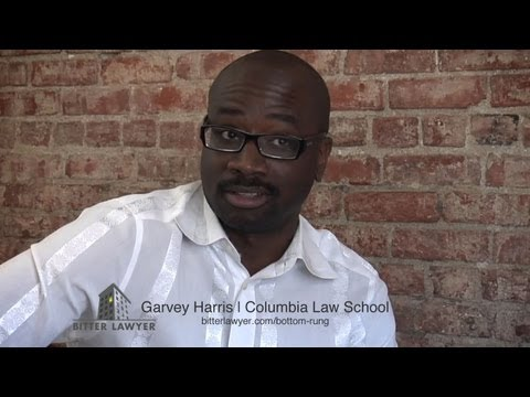 Garvey Harris | Columbia Law School (The Bottom Rung)