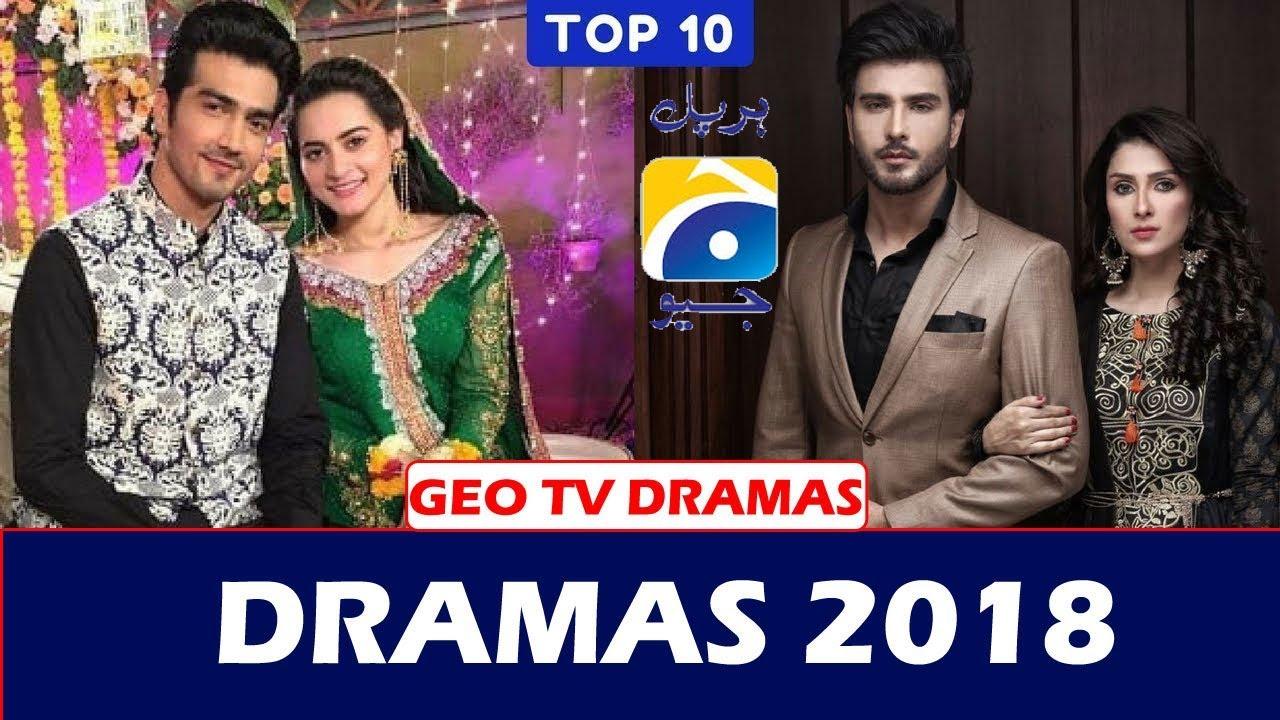 Geo Tv Drama 2018