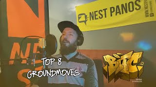BITC Online 2021 - Top 8 Batalha de Groundmoves