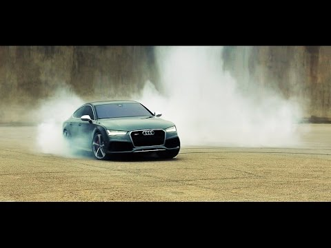 AUDI RS7 Commercial 2015