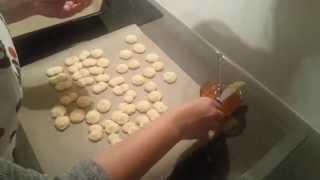 Marzipan-Spritzgebäck/ Weihnachtsspecial Teil 3/ Christmas Cookies