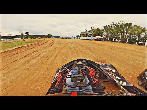 Welcome Back Hope You Guys Enjoyed The Video And This Was Suppose To Be Heat 1 But A Non-Points Race But After This Race Was Over It Started ... - dirt track racing video image