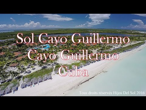 Sol Cayo Guillermo visite guidée /guided tour