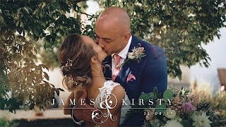 James & Kirsty Wedding Video • Twyning Park, Tewksbury (August 31st 2019)