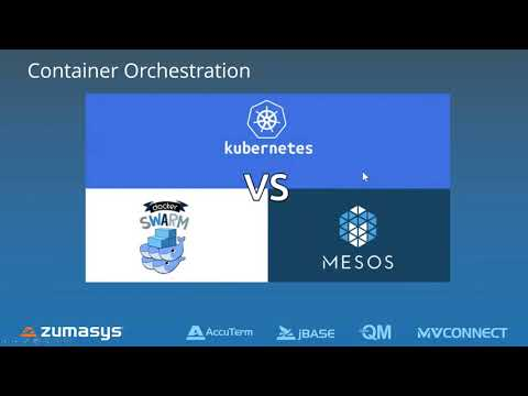Emerging Technology : Containers and PICK MultiValue thumbnail