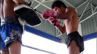 (Part 1) Muay Thai Documentary 8 Limbs: Life Of A Nak Muay HD
