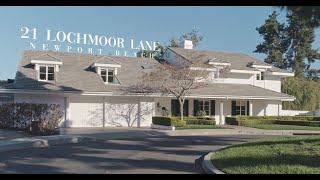 21 Lochmoor Lane in Newport Beach, California