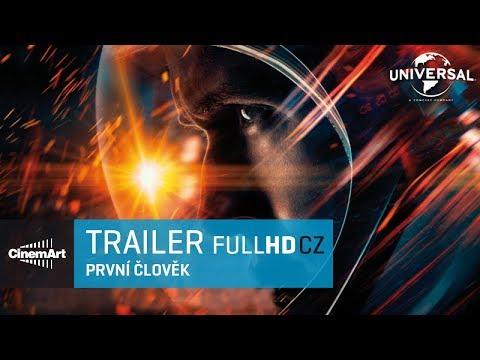 První člověk / First Man (2018) oficiální HD trailer #1 [CZ TIT]