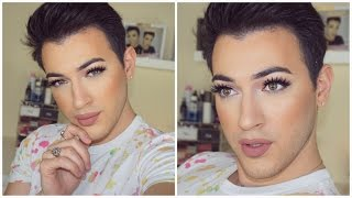 Soft and Romantic Valentines Day Makeup Tutorial | MannyMua