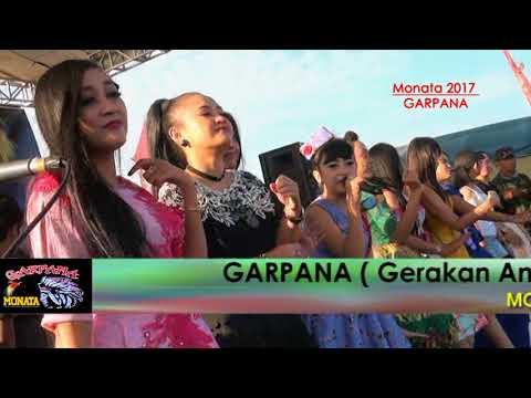 Perahu Layar - All Artis - Monata Live Garpana Nguling Pasuruan 2017