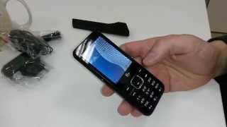 Обзор телефона FLY DS133(, 2015-11-11T16:56:13.000Z)