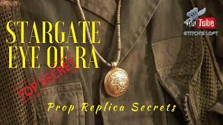 Eye of Ra Replica from Stargate / Stargate SG-1
