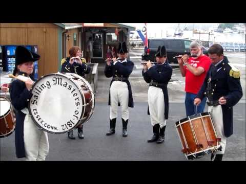 Sailing Masters of 1812 part 3 ~ Battle Hymn of the Republic