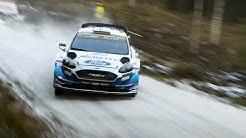 Esapekka Lappi - Ford M-Sport Rally Driver
