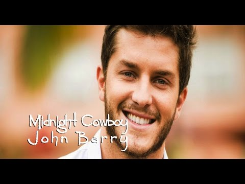 John Barry Midnight Cowboy Trilha Sonora Instrumental de Império Tema de Leonardo (Lyrics Video) HD