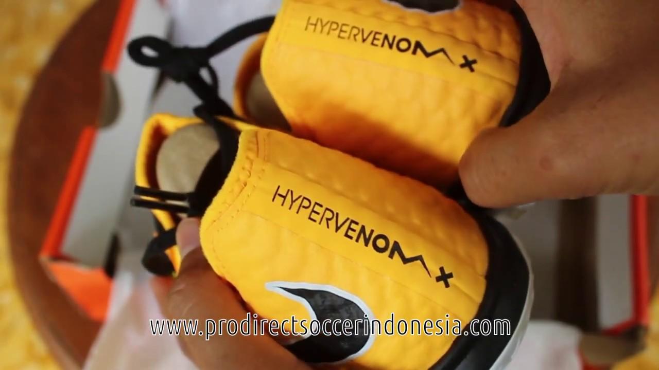 Sepatu Futsal Nike Hypervenomx Finale II IC Laser Orange White Black ... 12e5c01811