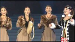 Evenki Song 鄂温克族民歌  -  毛傲吉坎河