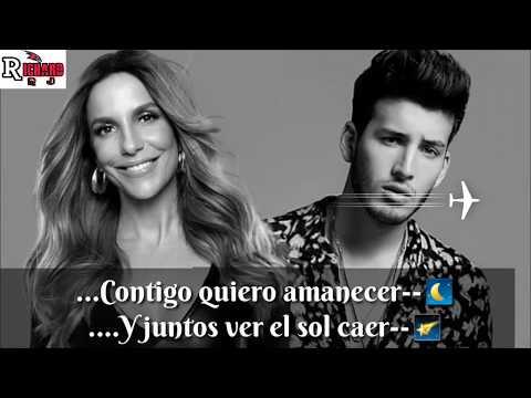 Yo Te Vine A Amar - Ivete Sangalo ft Sebastian Yatra (Letra) Estados para whatsapp
