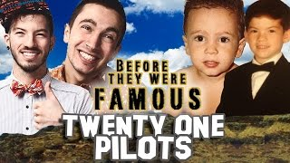 TWENTY ONE PILOTS - Before They Were Famous - BLURRYFACE