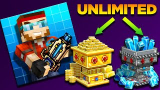 Pixel Gun 3D Hack 10.6.1 Unlimited Gems And Coins [No Root, No Jailbreak]
