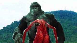 KONG vs TITAN COLOSAL | ¿Quién Ganaría? | EPIC VERSUS 💥