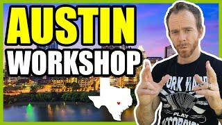 Amazon FBA Workshop in Austin - by Just One Dime