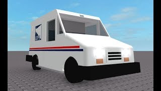 MAIL JOB GAMEPLAY!! (UD: Westover Islands) | ROBLOX
