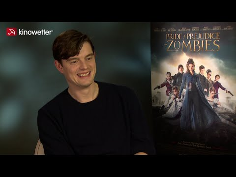 Sam Riley PRIDE AND PREJUDICE AND ZOMBIES